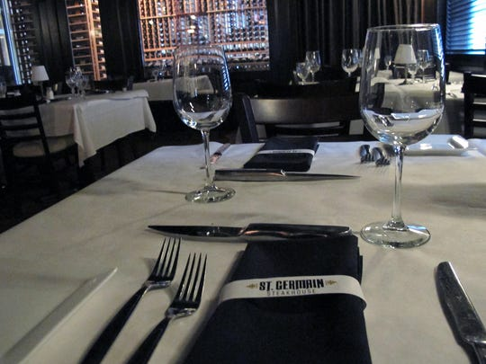 A remodeled St. Germain Steakhouse recently replaced the longtime Stoney's Steakhouse in Naples' Bayfront.
