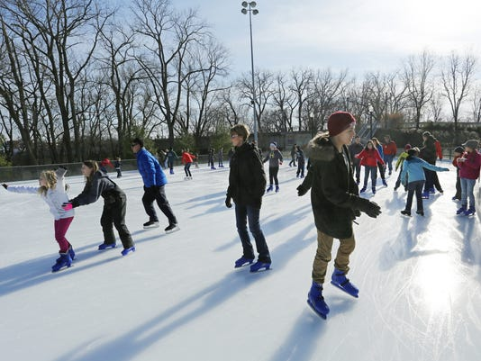 LAF Riverside Skating Opens