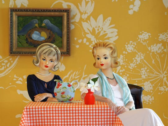 """Jill Kerwick, """"Iced Tea,"""" (2014) archival pigment print"""