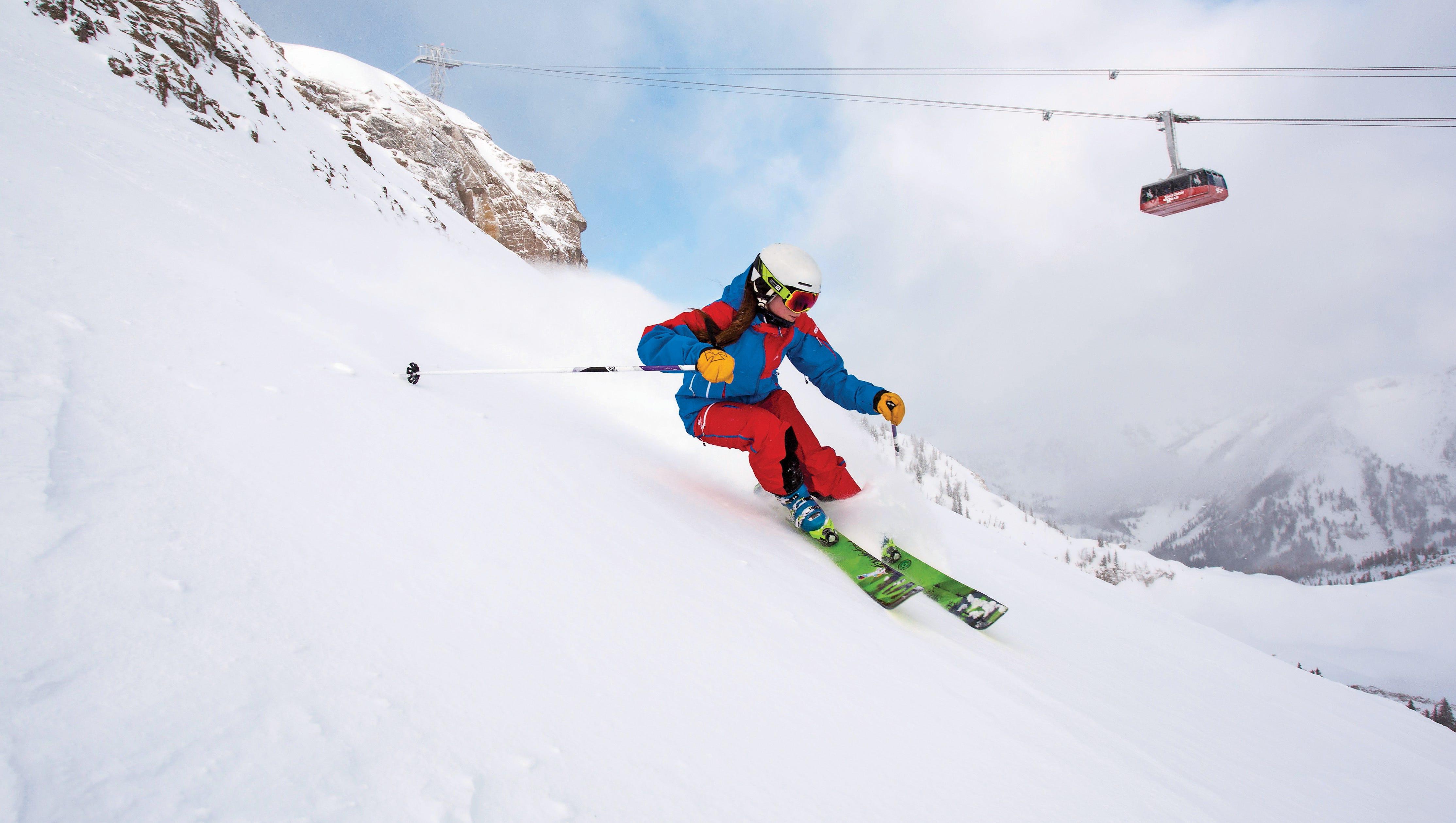 top ski resorts in north america: exclusive rankings
