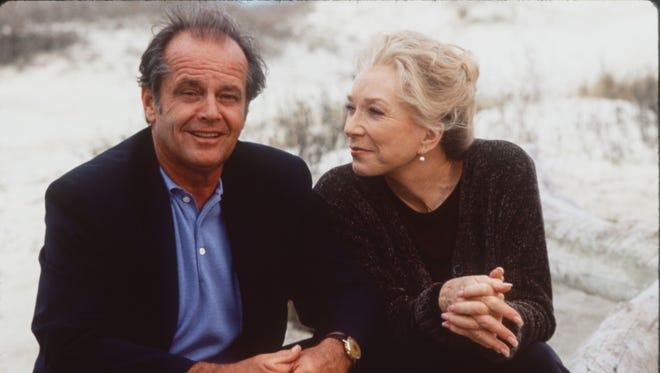 Jack Nicholson and Shirley MacLaine reprised their 'Terms of Endearment' roles in 1996 sequel 'The Evening Star.'