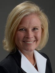 Knox County District Attorney General Charme Allen is shown in an undated photo.
