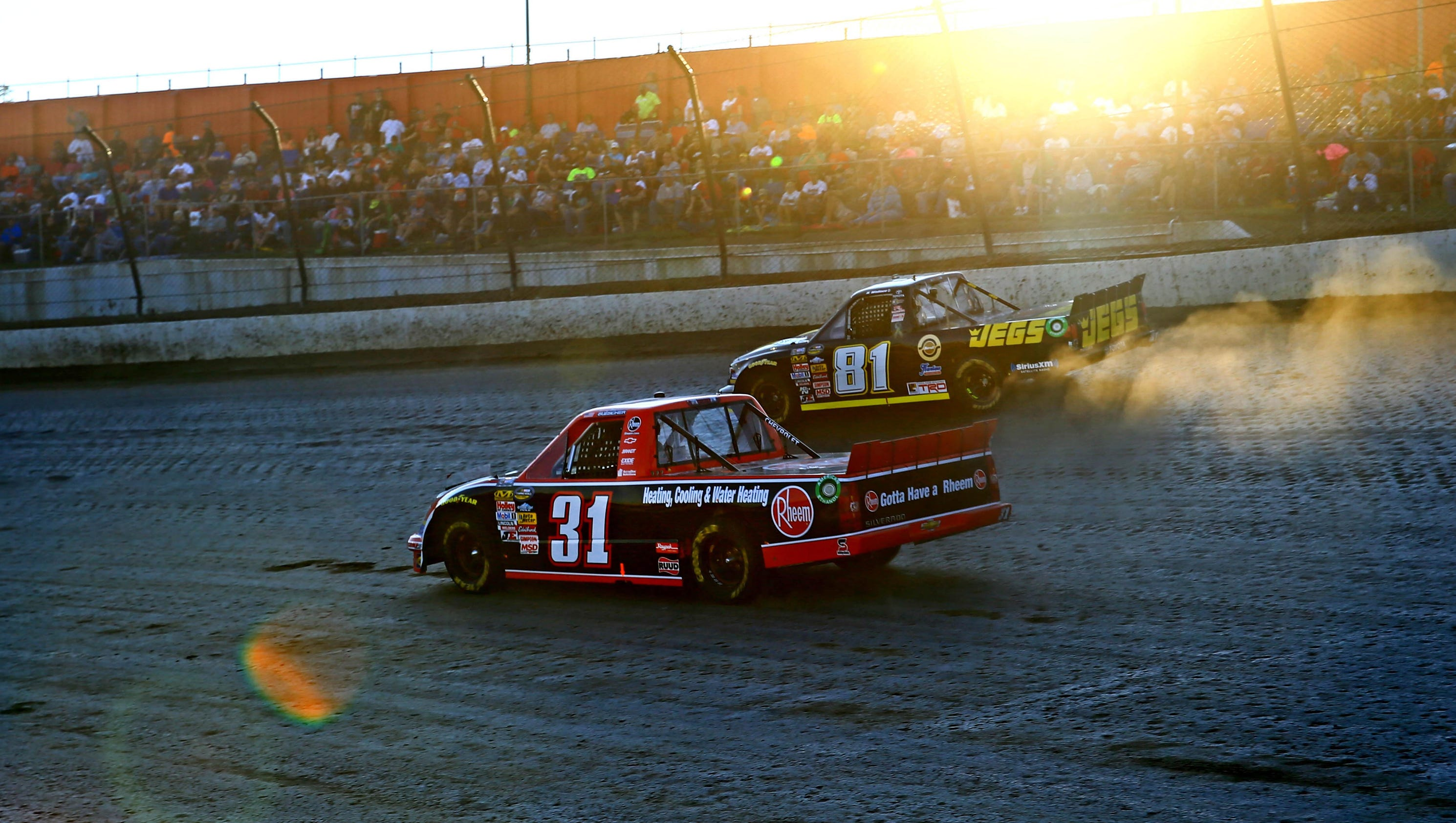 The Camping World Truck Series