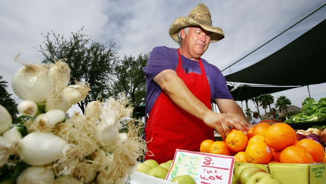 Farmers markets will be taking the summer off, but you still have time to shop for fresh produce and homemade products.
