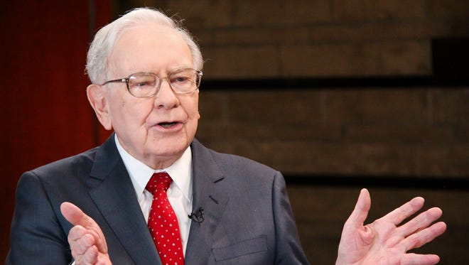 Warren Buffett, chairman and CEO of Berkshire Hathaway, and consistently ranked among the world's wealthiest people, in an interview with Squawk Box on February 29, 2016