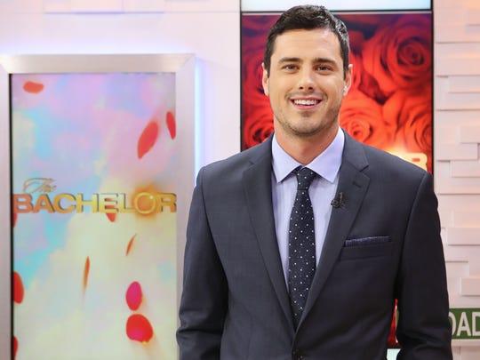 Former 'Bachelor' Ben Higgins.