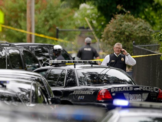 AP Georgia School Shooting