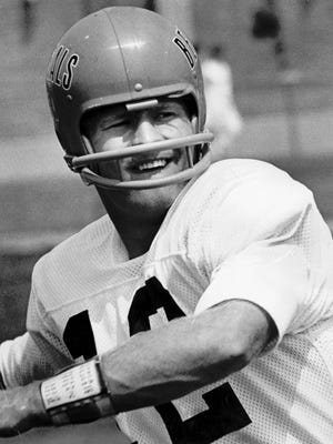 To many, Greg Cook could have become the first great Bengals quarterback had he not gotten hurt.