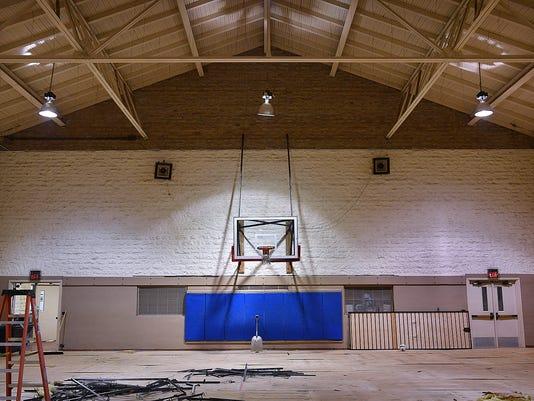 Gym Renovations 7