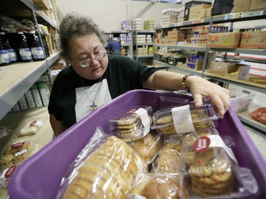 Food Banks in Demand