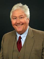 Torin Halsey/Times Record News   Dr. David Hartman.