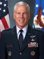 William Shelton, a retired U.S. Air Force general
