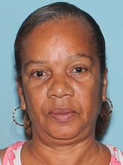 Linda Harris, 57, was shot and killed at a Glendale apartment on Sept. 1, 2017.