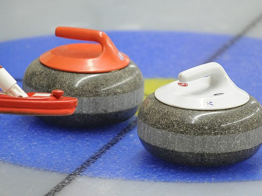 Curling at the Tri-City Curling Club in Wisconsin Rapids