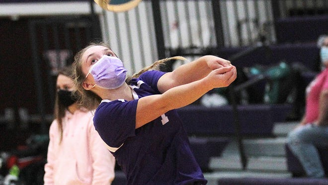 Jaydn Cary of Bronson was an All-State honorable mention selection last season.