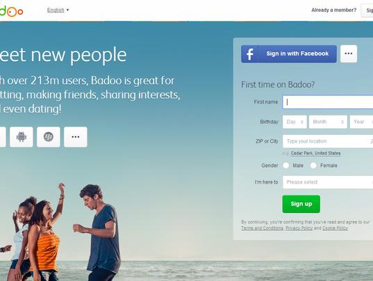 Meet New People on Badoo Make Friends Chat Flirt