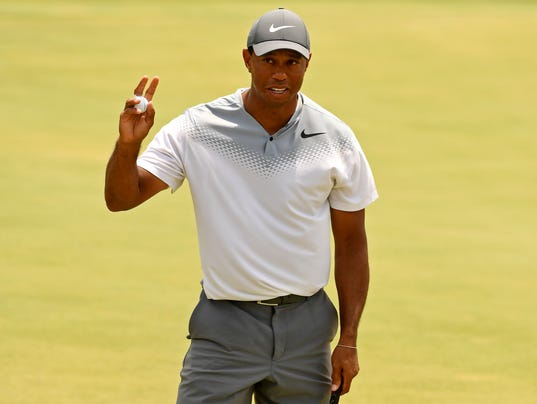 the players  tiger woods puts all pieces of game together
