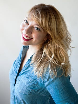 Katherine Coplen on Thursday took over as NUVO's top editor, the first woman to fill that role.