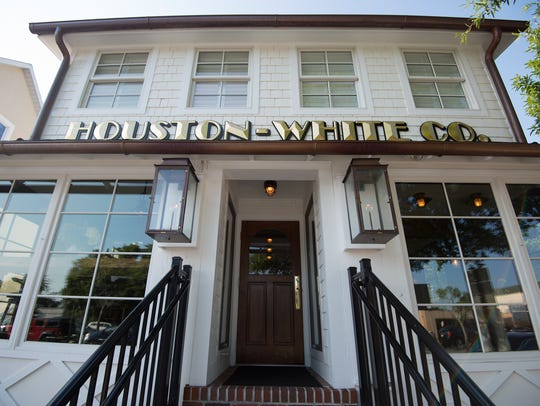 Houston-White Co., a new, luxury steakhouse in Rehoboth