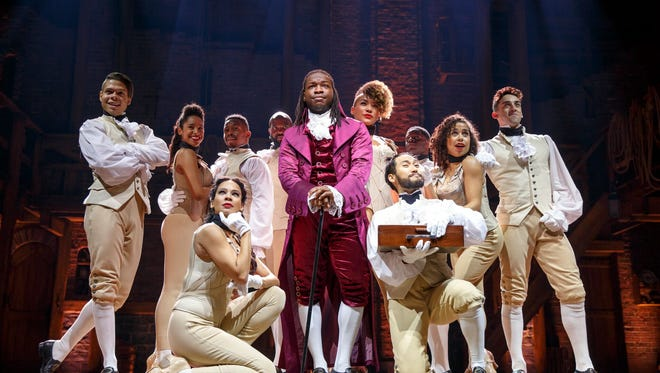 """The cast of """"Hamilton"""" has something in store for fans on Aug. 11."""