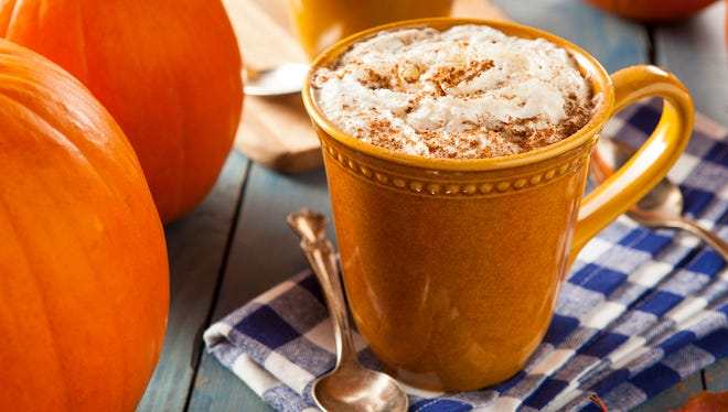 Fall is almost here. Prepare yourself for all things pumpkin spice latte-flavored.