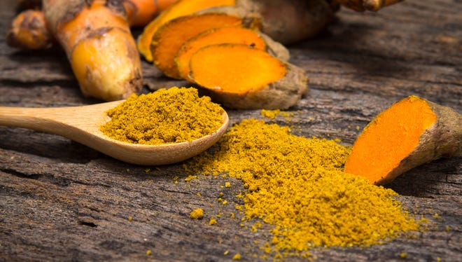 Turmeric originated out of Southeast Asia and is used as one of the main ingredients in curry powder.