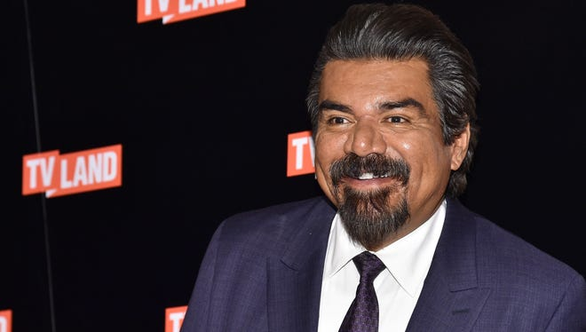 Comedian George Lopez apparently had a fan evicted from the Celebrity Theatre on Feb. 4, 2017.
