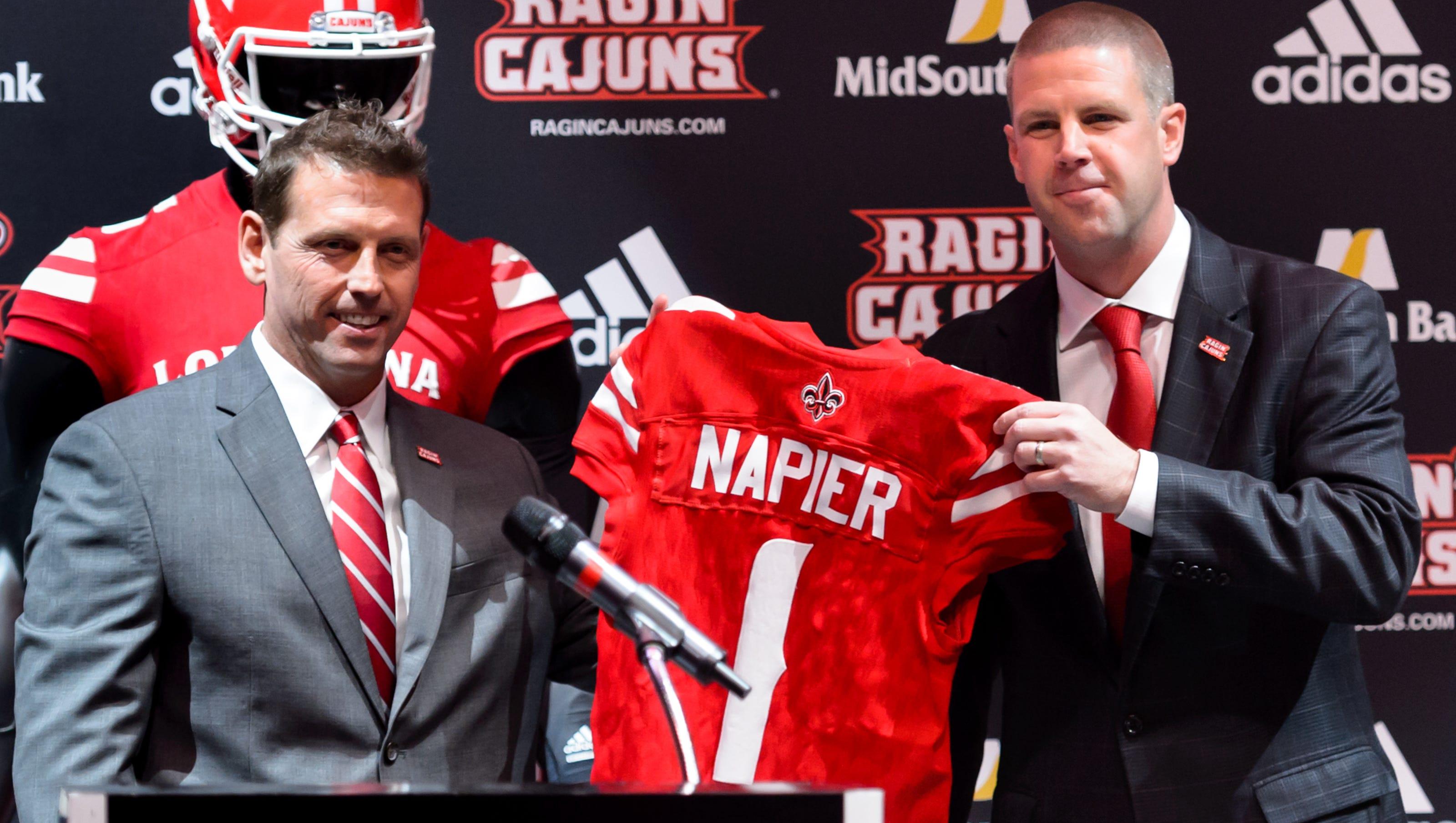 Billy Napier Introduced As New Ul Football Coach