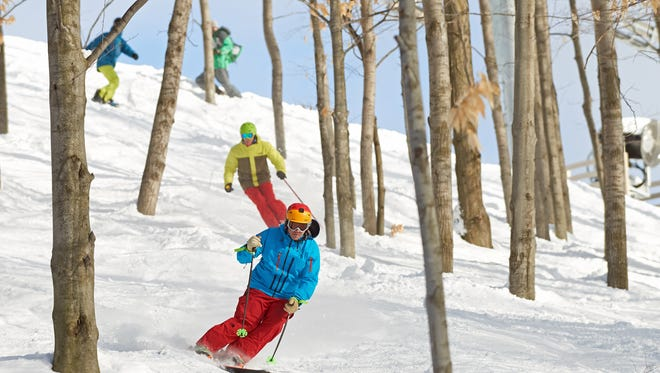 Crystal Mountain in Thompsonville participates in the White Gold Card program.