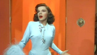Judy Garland in a scene from 'Ziegfeld Follies.' Renee Zellweger will play Garland in 'Judy.'