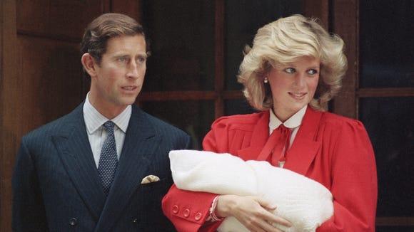 The Prince and Princess of Wales, Prince Charles and