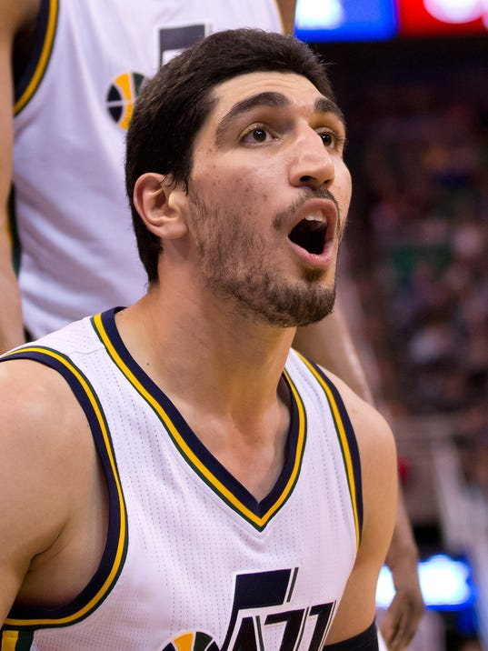 Enes Kanter wants Jazz to trade him before deadline