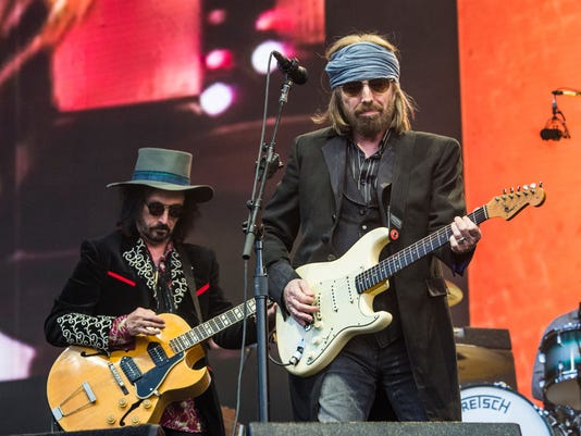 Mike Campbell, Tom Petty