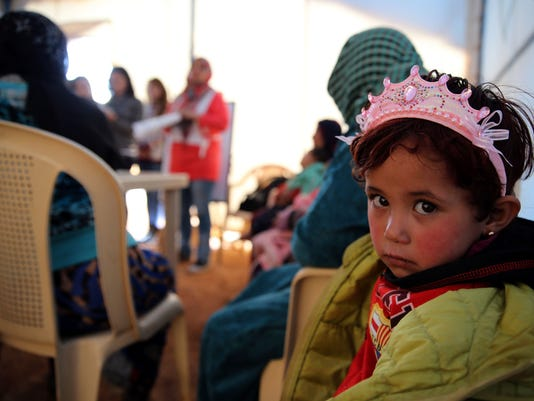 LEBANON-SYRIA-CONFLICT-REFUGEES-CONTRACEPTION-HEALTH
