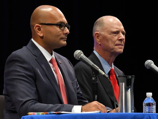 Posey and Patel Live Forum