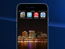 WeatherCaster App