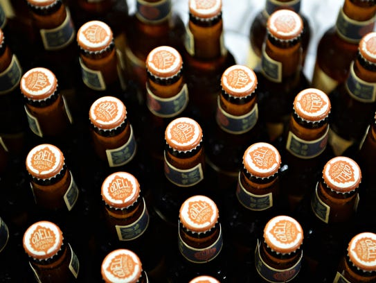 Odell Brewing Co. is one of Fort Collins' 21 breweries,