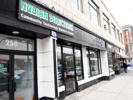 Nubian Directions II, Inc in the City of Poughkeepsie on Tuesday.