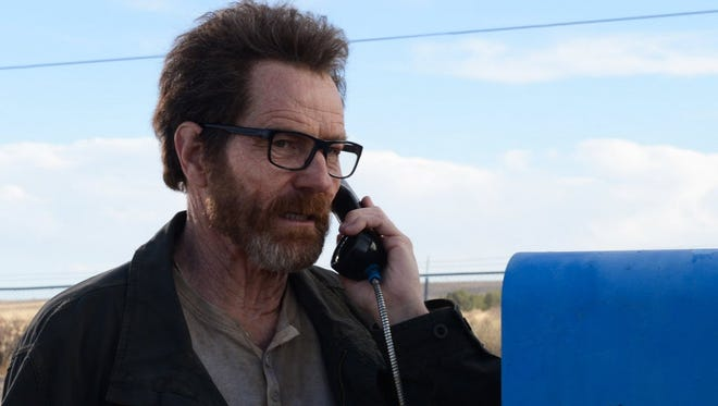 Bryan Cranston, Emmy called -- it's for you.