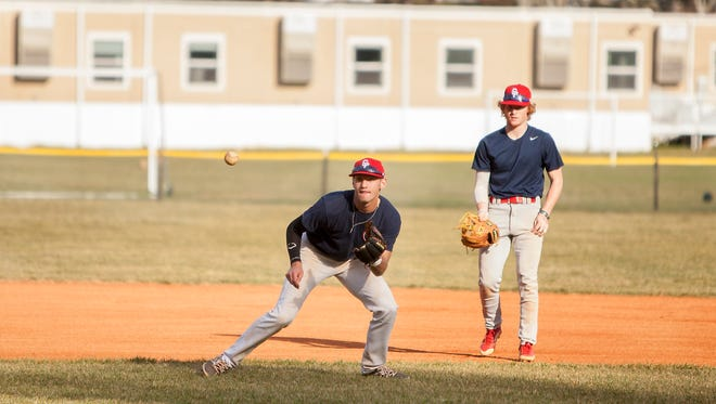 Carolina Day's baseball team is off to a 2-1 start to this season.