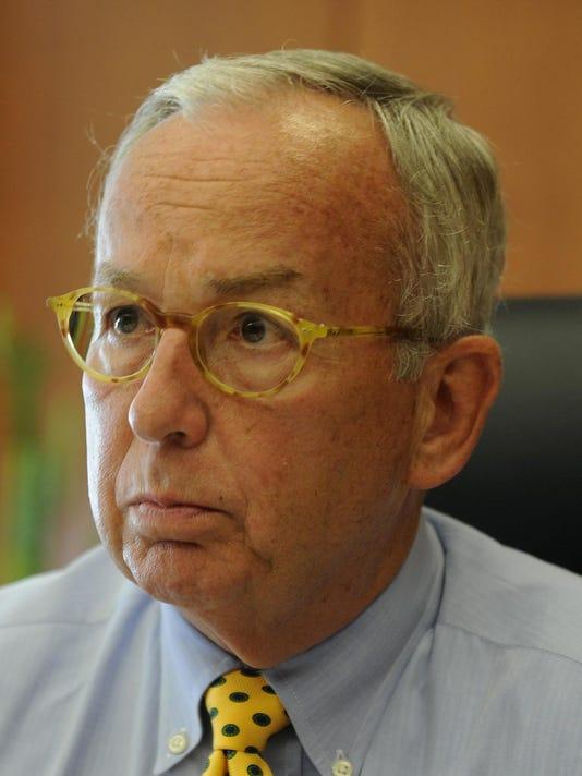 Judge Michael Talbot MUG