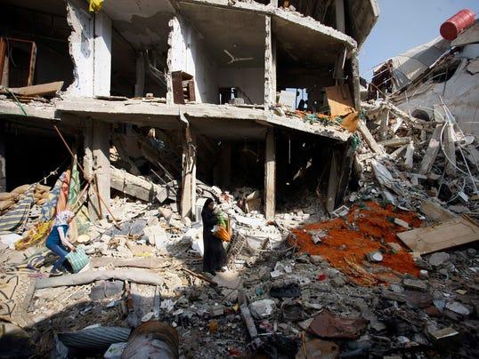 syria siege