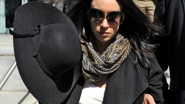 In this Monday, March 4, 2013 file photo, Casey Anthony