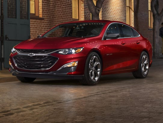 The first-ever 2019 Malibu RS offers a sporty, personalized