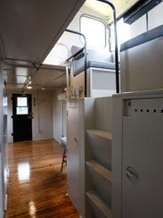 Germantown Mill Lofts Offers Cabooses For Apartments