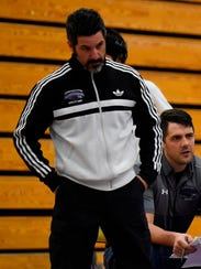 Bloomfield Hills veteran wrestling coach Anthony Scigliano