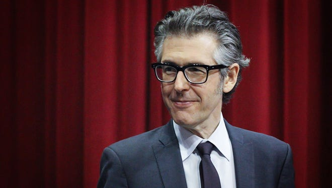 Storyteller and public radio personality Ira Glass