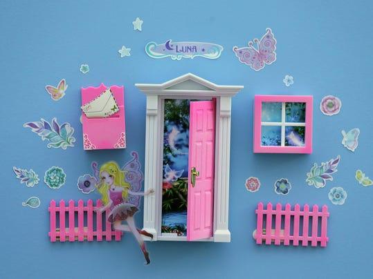 Jefferson Woman Is Opening Fairy Doors