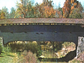 A covered bridge in Conewago Township, one of several