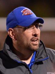 Green Bay Southwest coach Pat Wallace.